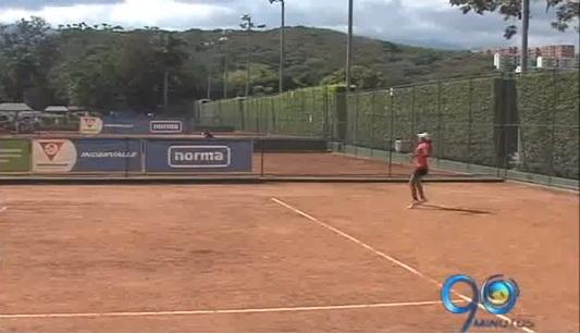 Avanza segunda parada de la Gira Cosat de Tenis en Cali