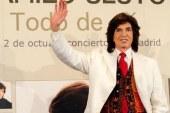 Camilo Sesto es amordazado y robado en su casa en Madrid