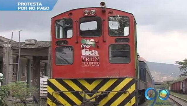 Empleados del Tren Turístico del Valle no reciben salarios desde hace un año