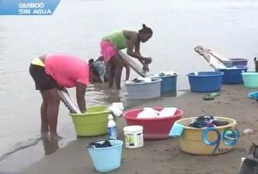 En Quibdó, más de 25 mil habitantes sufren por escasez de agua