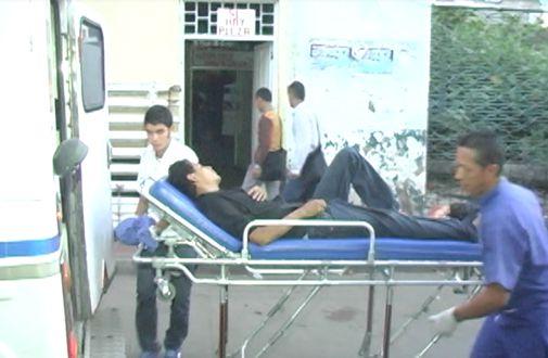 Dos heridos por explosión de granada en Tuluá