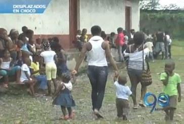 Comerciantes alegraron la Navidad de niños desplazados en el Chocó