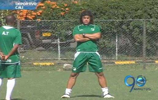 Inició la era de Leonel Álvarez como técnico en el Deportivo Cali