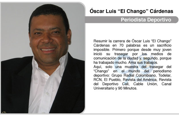 El llavero del 'Chango', por Óscar Luis Cárdenas