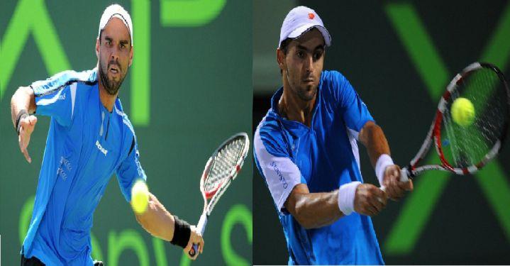 Falla y Giraldo avanzaron en el ATP 250 de Auckland, Nueva Zelanda