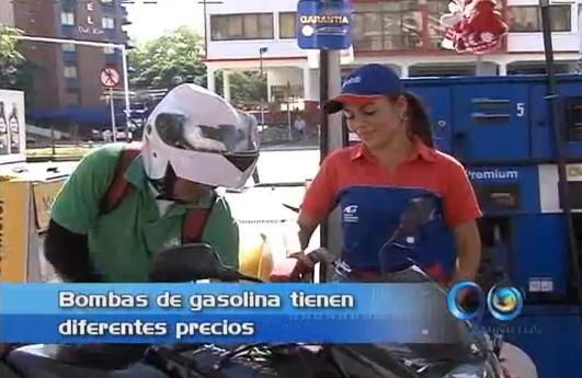 Ministerio de Minas aseguró que rebaja en precio de la gasolina no es obligatoria