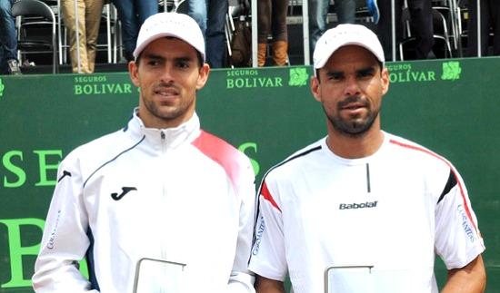En dobles, Alejandro Falla y Santiago Giraldo se despidieron de Brisbane