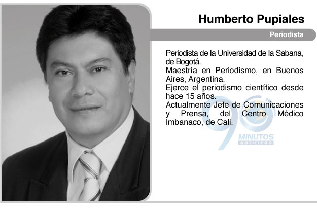 ¡A Tu Salud!, por Humberto Pupiales