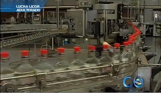 ILV sigue luchando contra la venta de licor adulterado