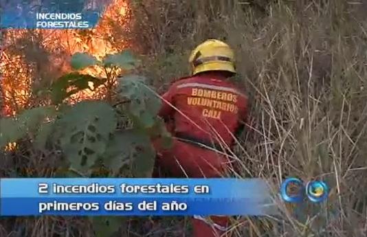 Director Operativo del CBV recomienda como evitar nuevos incendios