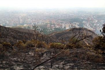 Incendio en cerros de Cali consumió más 50 hectáreas
