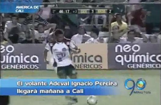 Júnior Paraíba, brasilero que llega a reforzar al América