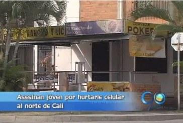 Asesinan a una joven por hurtarle su celular al norte de Cali