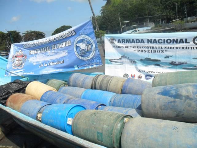 Caen más de 4.000 galones de combustible de contrabando