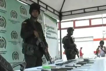 Policía Nacional trabaja para recuperar la seguridad en Palmira