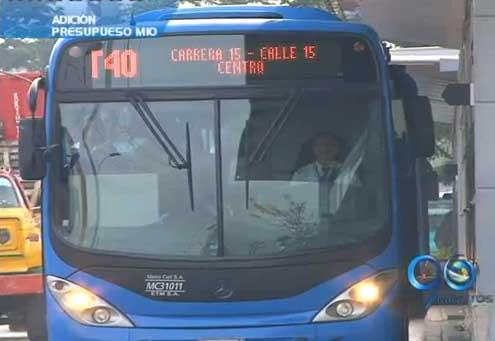 Metrocali anunció recuperación de 560 kilómetros de vías