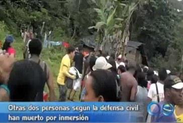 Aumenta el número de personas ahogadas en el Chocó