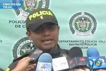 Policía de Tuluá explica caso de la muerte de un joven
