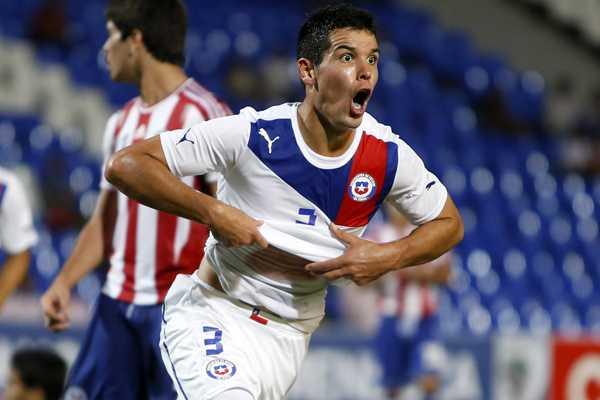 Chile clasificó a la fase hexagonal con 12 puntos de 12 posibles
