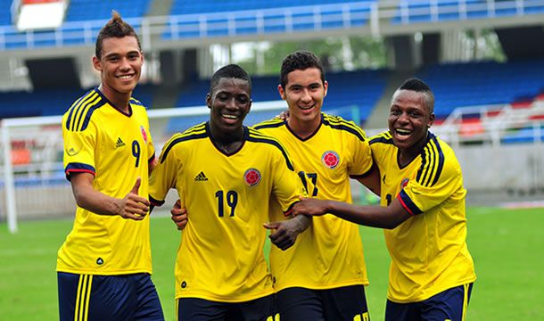 Colombia saldrá esta noche por la clasificación ante Bolivia en el Suramericano
