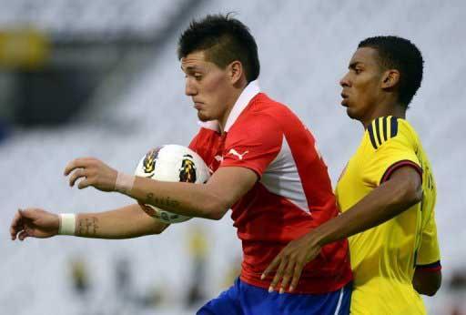 Colombia perdió y aplazó la obtención del título suramericano