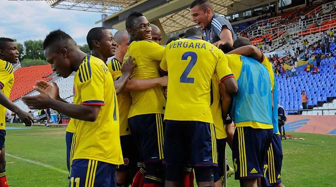 Selección Colombia aseguró su cupo en el Mundial Sub-20 de Turquía