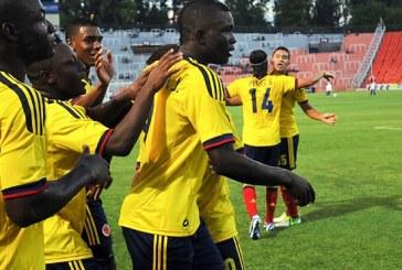 Colombia debutó con triunfo sobre Paraguay en el Suramericano Sub-20