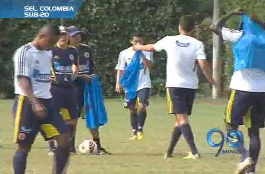 'Piscis' Restrepo definió el equipo que disputará el Suramericano Sub-20