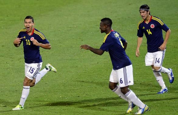 Colombia venció a Ecuador en el inicio del hexagonal del Suramericano Sub-20