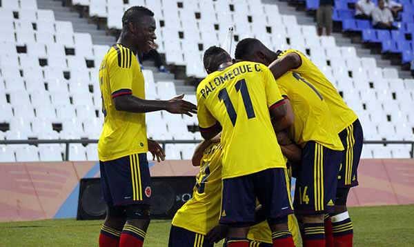 Colombia está a un paso de clasificarse al Mundial Sub-20 en Turquía