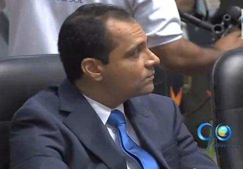 El concejal de Cali John Jairo Hoyos recupera su curul