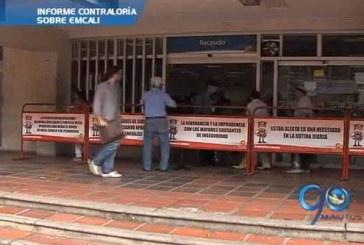 Informe de la Contraloría detecta fallas en Emcali