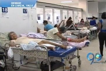 Alerta por brote de dengue hemorrágico en el Valle