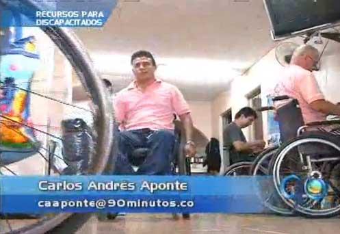 SENA realiza convocatoria para personas discapacitadas