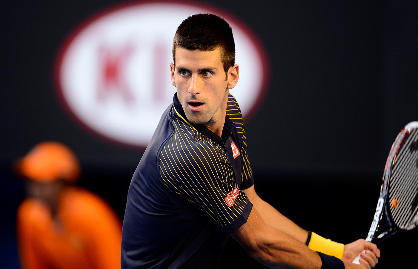 Djokovic venció a Ferrer en la semifinal del Abierto de Australia