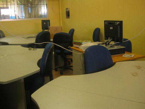 Se robaron 21 computadores de una escuela en Quibdó