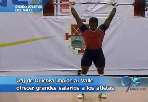 Gobernador del Valle adelanta gestiones para evitar éxodo de atletas