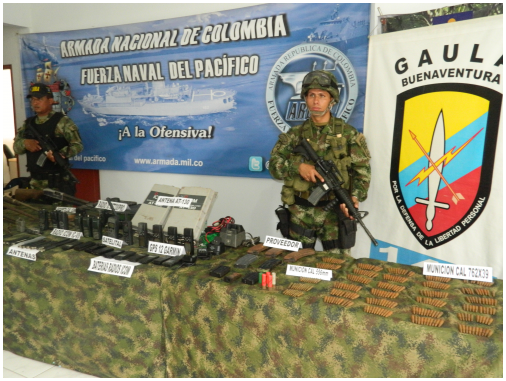 Duro golpe contra banda criminal 'Los Urabeños'