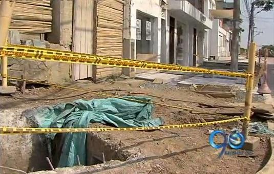 Obras en el sector de Granada reiniciarían en febrero