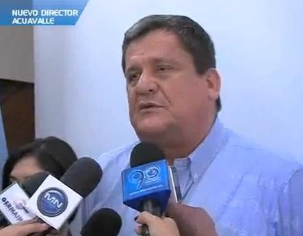 Humberto Swan fue designado director de Acuavalle