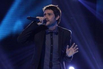 La voz soñadora de 'Nacho' cautivó al público colombiano