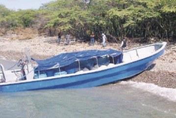Incautan 574 kilos de cocaína en Juradó, Chocó