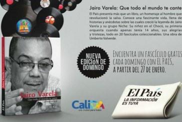 Listo libro sobre la vida del maestro Jairo Varela