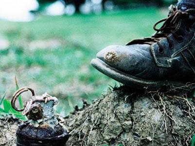 Muere soldado en un campo minado en el norte del Cauca