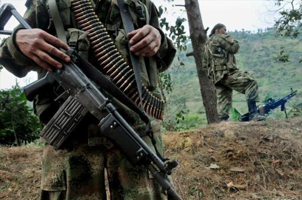 Ataque de las Farc deja a 4 soldados muertos en Nariño
