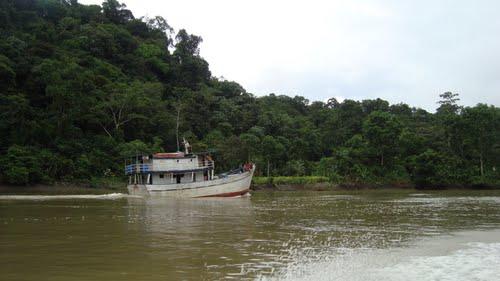 Dos personas desaparecidas por Naufragio en Chocó