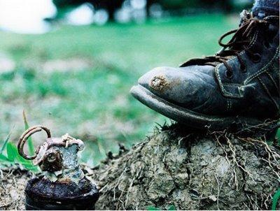 Un niño de 7 años pisó una mina anti persona en el Cauca