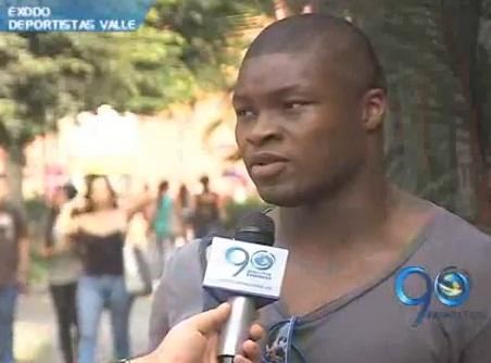 El pesista vallecaucano Wilmer Torres se va para la Liga de Bolívar