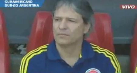 Colombia saldrá por el título anticipado del Sub 20 ante Chile