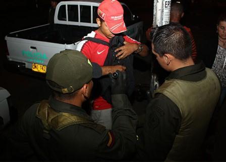 Prohibido porte de armas por visita de Vicepresidente